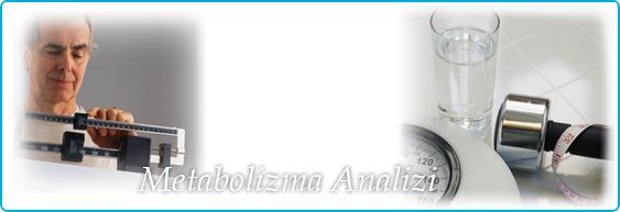 Metabolizma Analizi